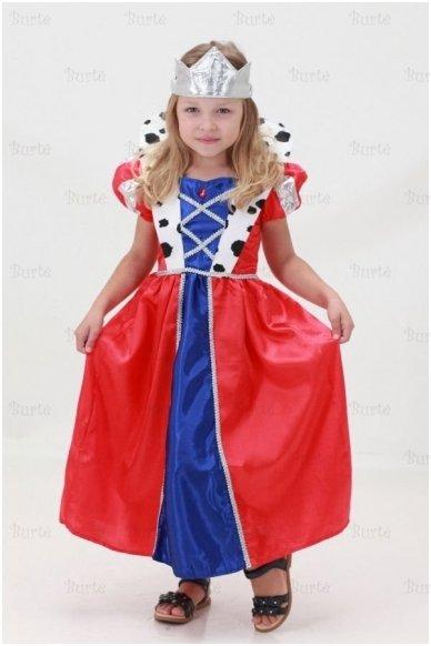 Karalienės kostiumas 3