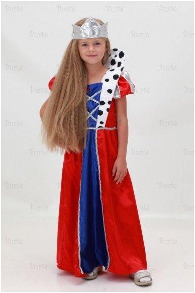 Karalienės kostiumas 2