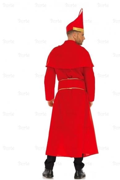 Kardinolo kostiumas 2