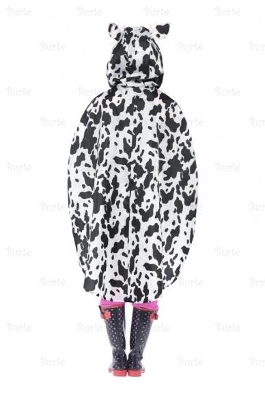 Karvės skraistė nuo lietaus 4
