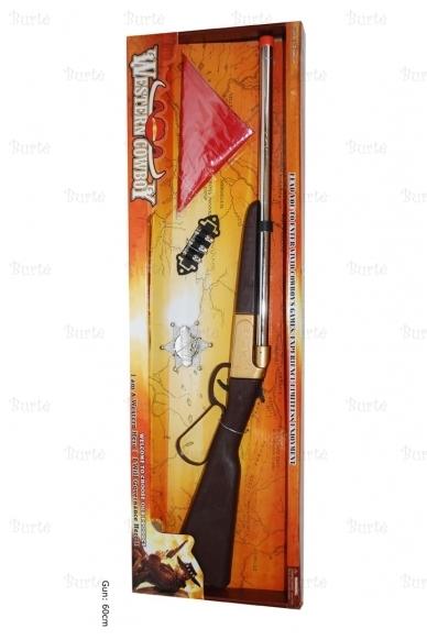 Kaubojaus šautuvas