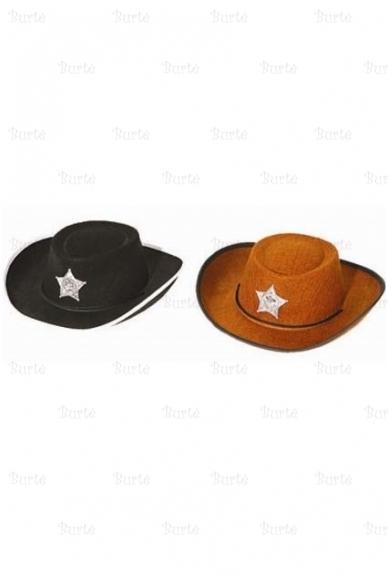 Kaubojaus skrybėlė
