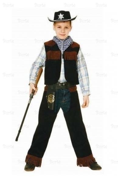 Kaubojaus kostiumas