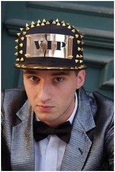 """Kepurė """"VIP"""""""