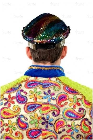 Kepurė su blizgučiais 3