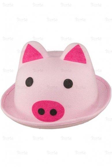 Paršelio skrybėlė 2