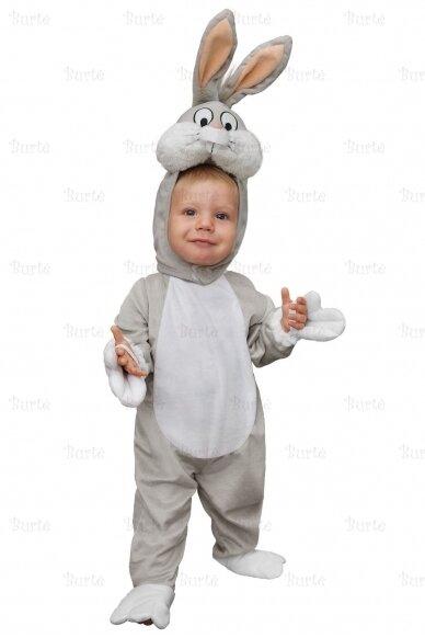 Rabbit costume 2
