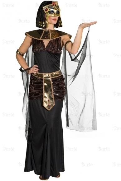 Cleopatra dress black