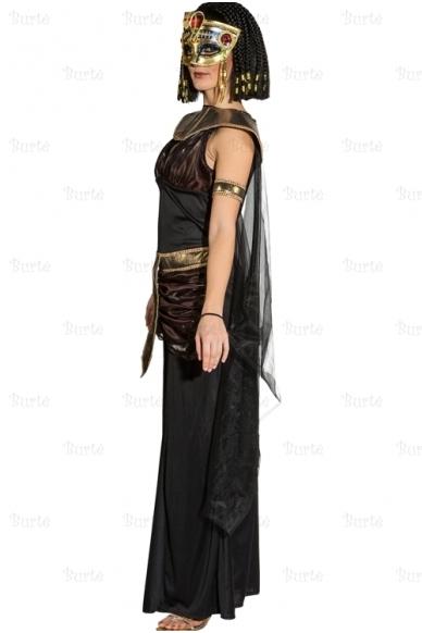Cleopatra dress black 2