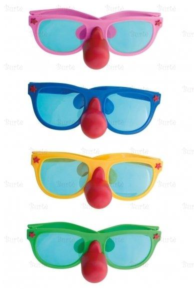 Klouno akiniai 2