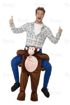 """Kostiumas """"Beždžionei ant pečių"""""""