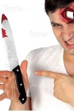 Kruvinas peilis