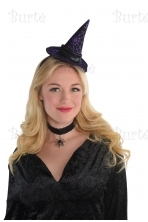 Headband Witch Hat One Size