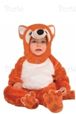 Children's Costume Furry Fox