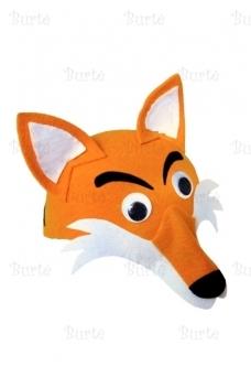 Шапка лисы