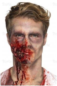 Latex Zombie Jaw Prosthetic