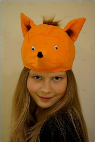 Lapės kepurė 2