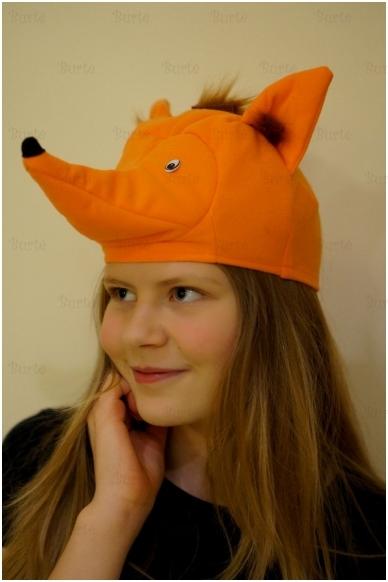 Lapės kepurė