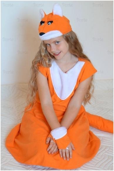 Lapės kostiumas 4