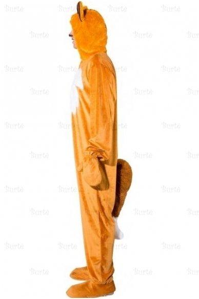 Fox costume 3