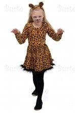 Leopardės suknelė