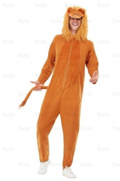 Liūto kostiumas 2