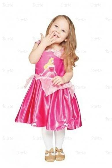 Mažosios princesės suknelė