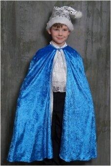Синий плащ для детей