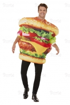 Костюм бургера