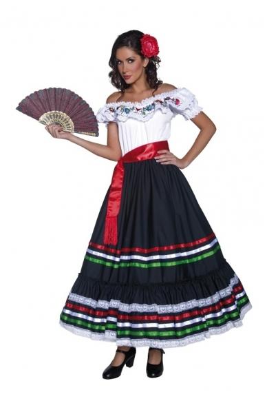 Meksikietės suknelė