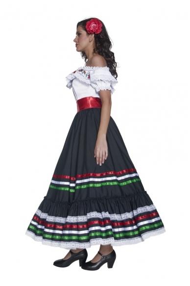 Meksikietės suknelė 2