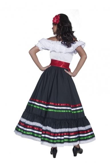 Meksikietės suknelė 3