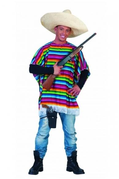 Meksikietiškas pončo