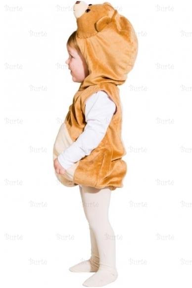 Meškiuko kostiumas 2