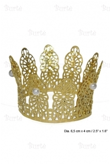 Small Gold crown