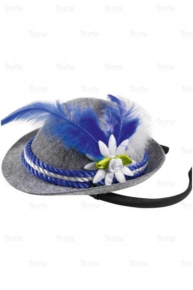 Mini bavarės skrybėlaitė 2