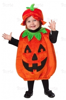 Children's Pumpkin Costume