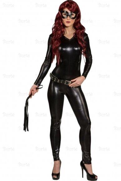 Moters - katės kostiumas