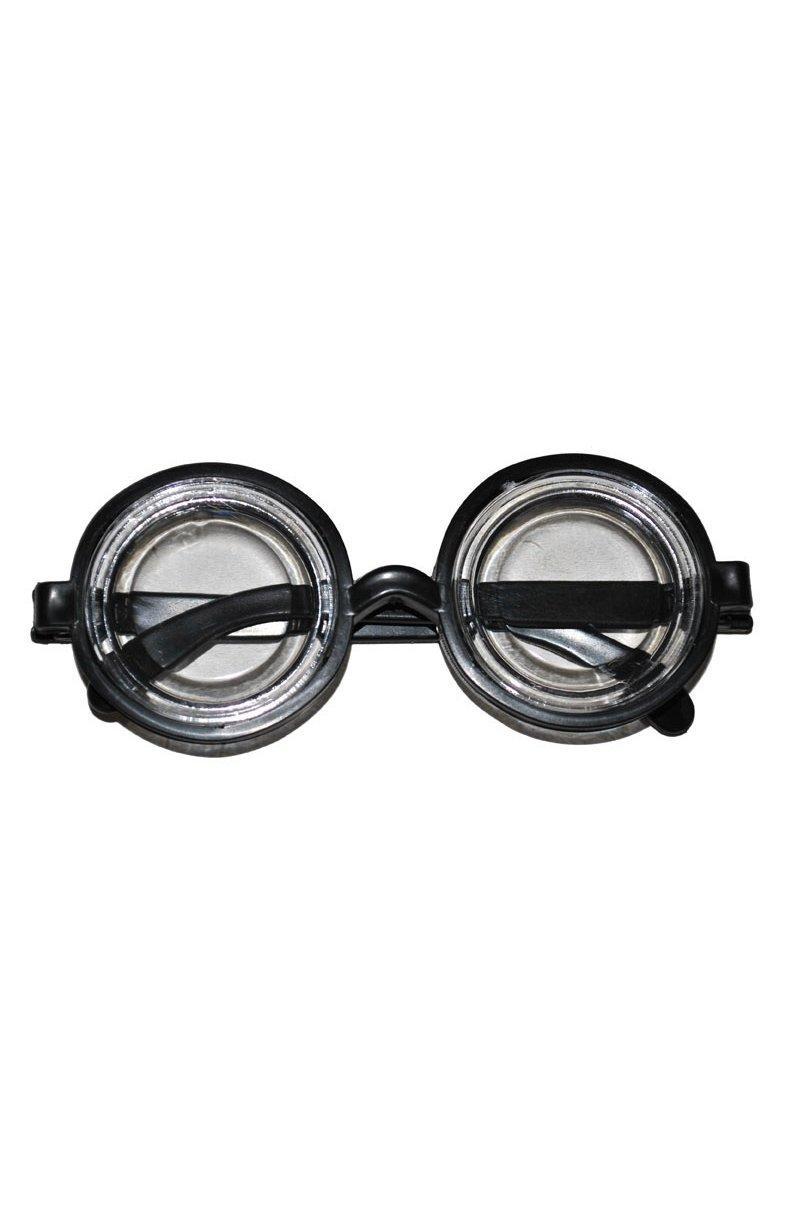 35b80266db Nerd Glasses Round Bubble