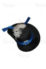 Muškietininko skrybėlė, vaikiška