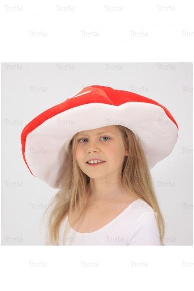 Musmirės  kepurė 3