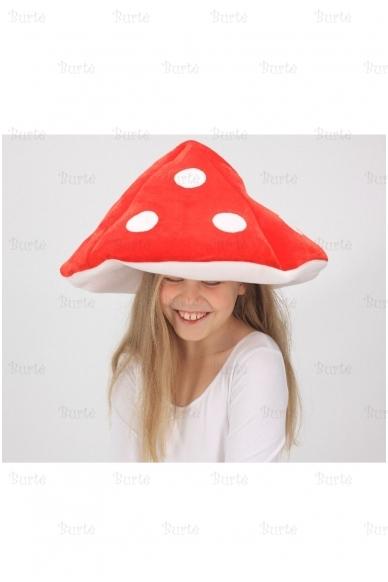 Musmirės  kepurė 4