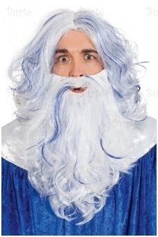 Парик и борода Нептуна