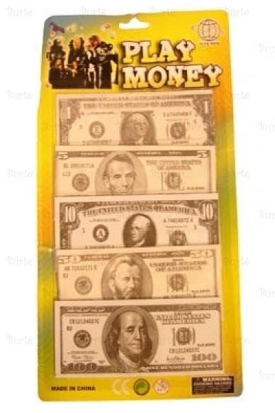 Netikri doleriai 2