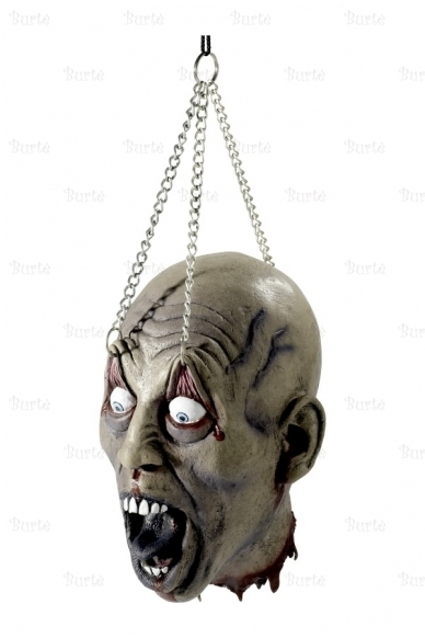 """Decoration """"Dismembered Head"""""""