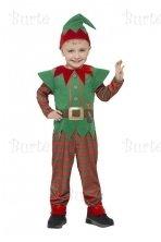 Elfo - nykštuko kostiumas