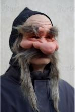 Nykštuko kaukė