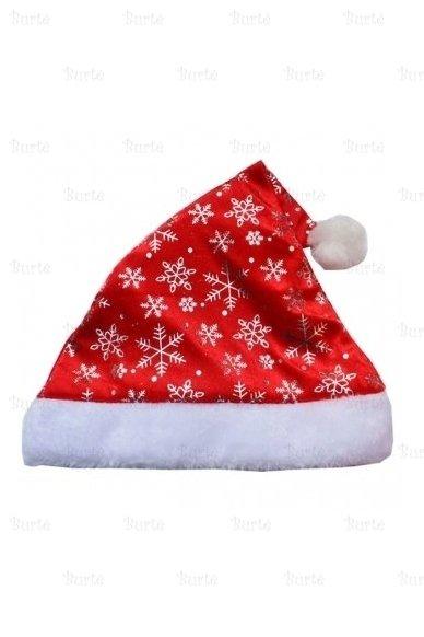 Snowflake Santa Hat 2