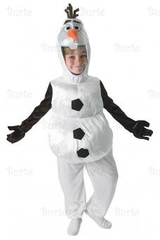 Besmegenio Olafo kostiumas