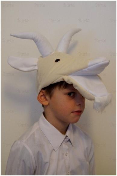 Ožiuko kepurė